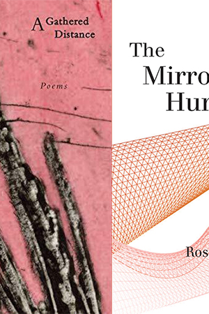 Geoff Page reviews 'A Gathered Distance: Poems' by Mark Tredinnick and 'The Mirror Hurlers' by Ross Gillett